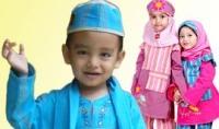 busana muslim anak aulia - baju muslim anak