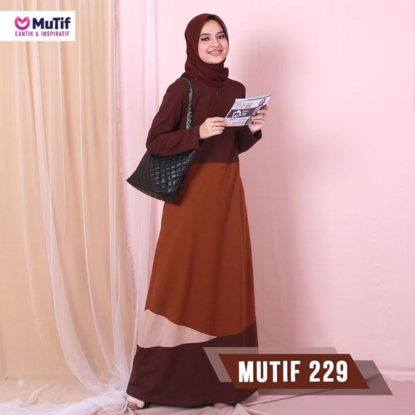 Mutif Rumah Madani Busana Muslim