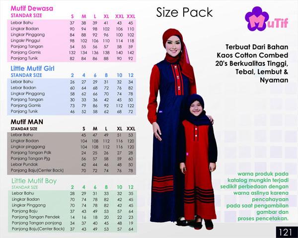 size pack busana muslim mutif