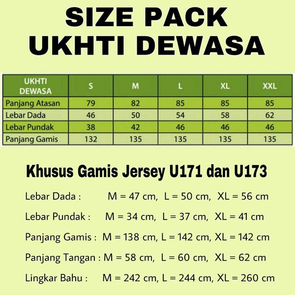 size pack busana muslim ukhti