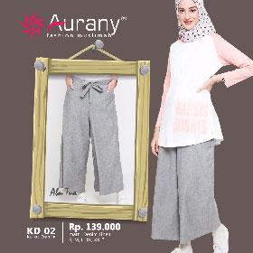 busana muslim aurany