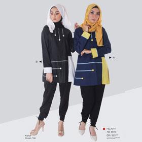 busana muslim actual basic