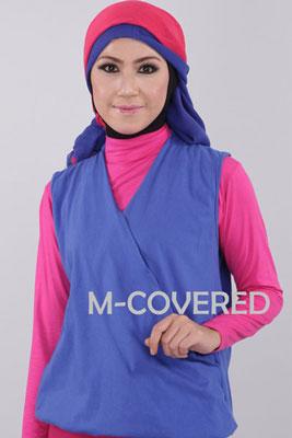 busana muslim blus mcovered