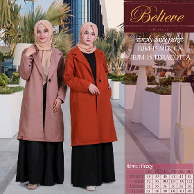 busana muslim believe