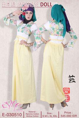 busana muslim esme fashion