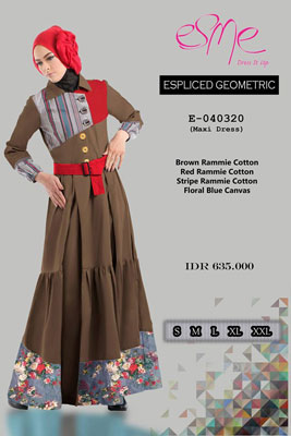 busana muslim esme fashion
