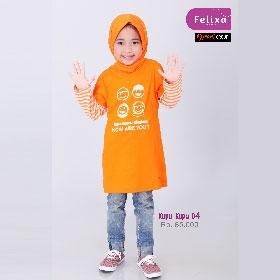 busana muslim anak felixa