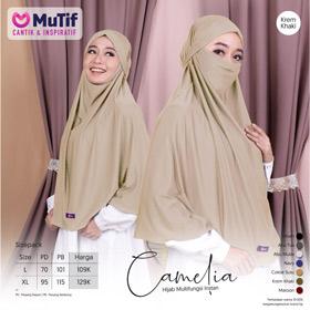 busana muslim mutif