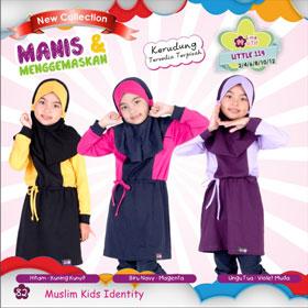 busana muslim anak mutif