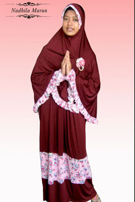 busana muslim syamila