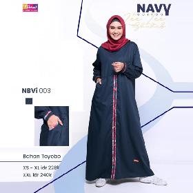 busana muslim nibras