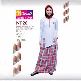 busana muslim remaja nibras teens