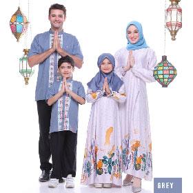 busana muslim sarimbit nibras