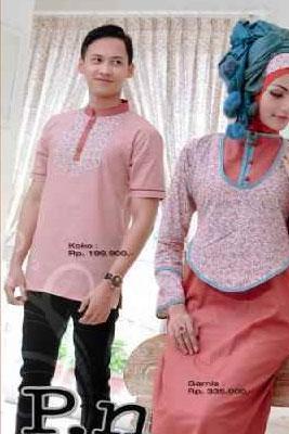 busana muslim koko Pn-Fashion