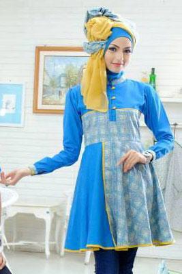 busana muslim gamis pesta Pn-Fashion