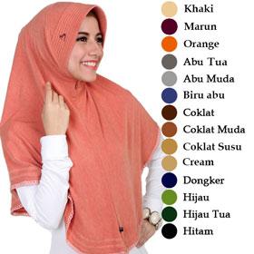 jilbab pasmira