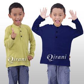 busana muslim anak qirani