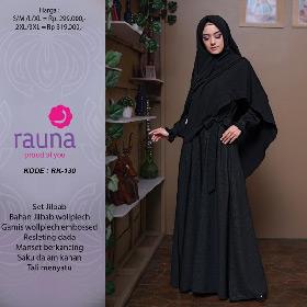 busana muslim rauna