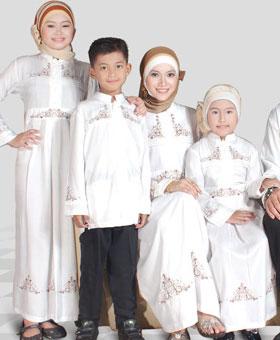 busana muslim sarimbit almadani