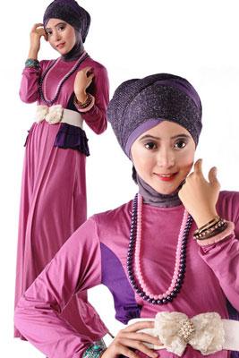 busana muslim zelia