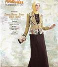 busana muslim - modern ethnical
