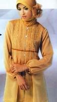 busana muslim manet