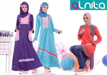 Alnita – Simple & Colourful